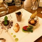 Dessert (café gourmand)