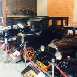 Fantastic collection of vintage cars & bikes