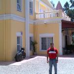 At Kasmanda Palace