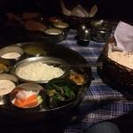 Thali feed