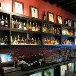 Big selection at the bar