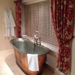 fantastic bath!