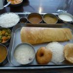 veggie thali