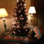 mooie kerstdecoratie