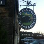 Black Bull in Paradise, Theakstones Brewery, Masham - 2