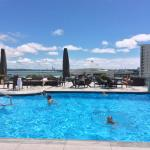Rooftop Pool - Paradise
