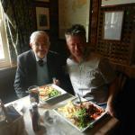 Mal and Rhys - Sloop Inn