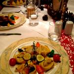 Dinner, Dec.4th 2014