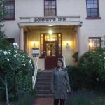 Bonney's Inn entrance