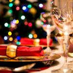 christmas dinner on 24 at 18.00 only on booking