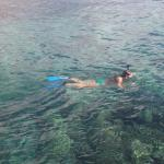 snorkeling at Capt. Cook Monument