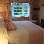 Ash Tree cottage downstairs double bedroom