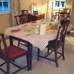 Ash Tree Cottage dining room
