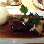 saftiger Hirsch-Sauerbraten :-)