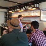 Gilda's - view of bar