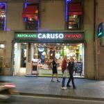 Caruso, armadilha pra turista