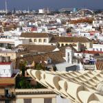 Una foto de Sevilla