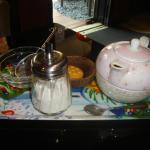 ORANG BELANDA Art Café, Melaka: Rose Tea