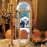 Function room area and view into the gardens