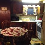 Woodcrest kitchen
