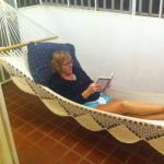 Hammock for Reading/Napping
