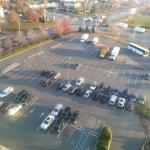 Estacionamento do hotel: amplo, com muitas vagas