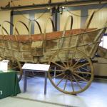 Carriage Museum exhibit