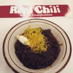 Medium chili with beans! #simplepleasure