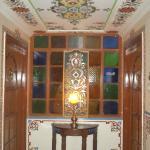 Corridor - closeup