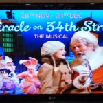 The Poster for Miracle on 34th Street