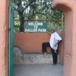 Haller Park Nature Reserve