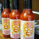 Kankun Habanero Sauce