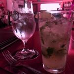Gin & Tonic With Ginger Beer