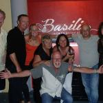 Basilico - Our anniversary celebration
