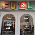 Great food @ fuel