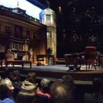 RST before a performance of Love's Labour's Lost.
