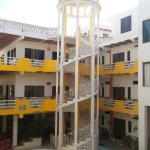 Hotel Stairs/ Escaleras de Hotel