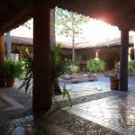 Hotel Misión recepción