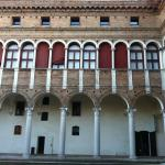 Cortile del Palazzo di Lodovico Il Moro