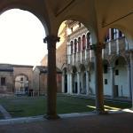 Corte del Palazzo di Lodovico Il Moro