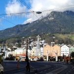 Innsbruck in December