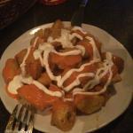 Batatas bravas! yum