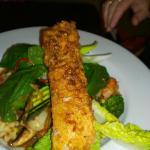 Deep Fried Baramundi Fillets