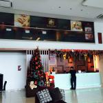 Nice Reception Area of Ipoh Downtown Hotel