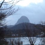 Suilven from the cottage