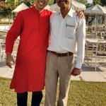 Vijay, our server!