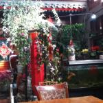 Red Lantern courtyard