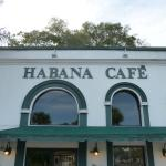 Outside of Habana Cafe