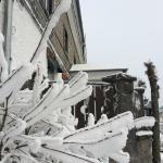 December 2014 - First snow