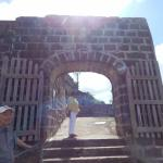 Fort Fredrick, enterance
